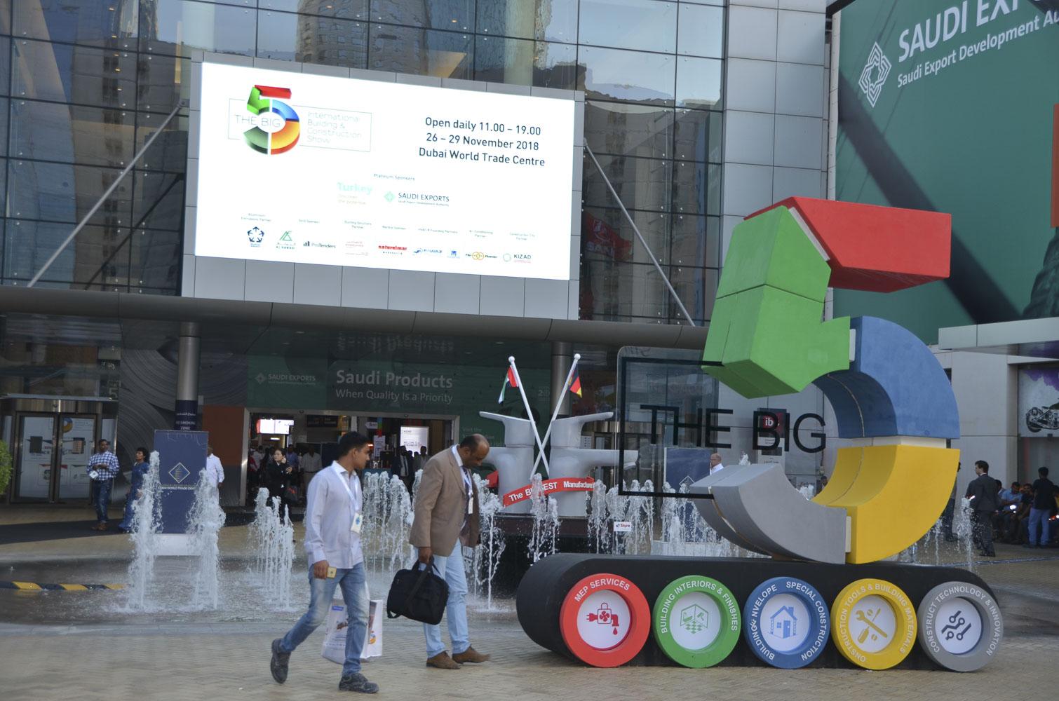 Targi BIG5 Dubaj